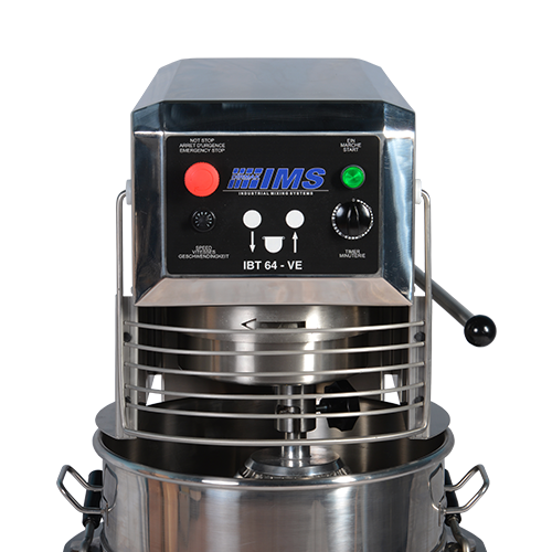 IBT 64 series with 60 liter capacity bowl, is one